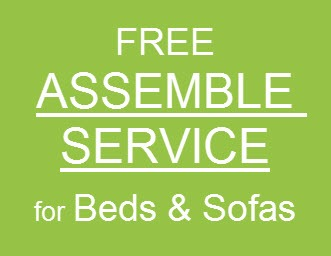 free assemble service for-beds sofas at The Carpet Store Brandon
